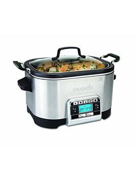 Crock Pot Multi Cooker, 5.6 L   Silver by Crock Pot