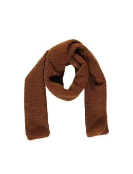 Faux Shearling Scarf by Forever 21