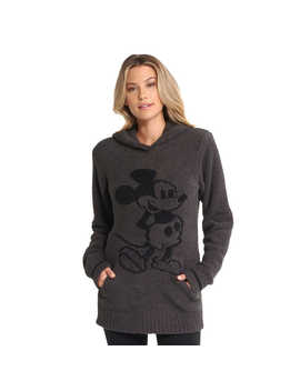 Mickey Mouse Hoodie For Adults By Barefoot Dreams by Disney