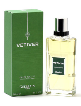 Vetiver Eau De Toilette, 3.4 Fl. Oz. by Guerlain
