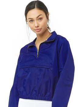 Active Solid Anorak by Forever 21