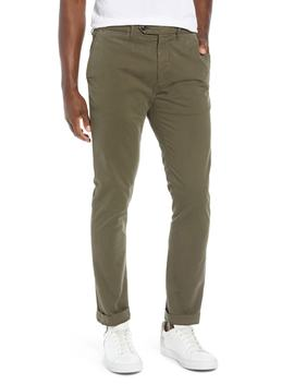 Stretch Twill Chino Pants by Todd Snyder + Champion
