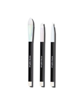 Sonia Kashuk™ Limited Edition Silicone Glitter Brush Set   3pc by Shop This Collection