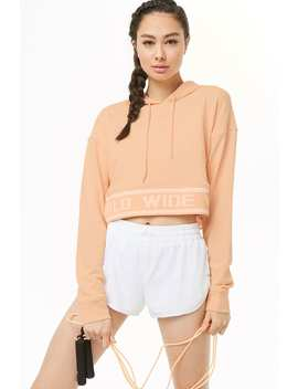 Active Cropped Pullover by Forever 21