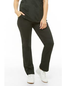 Utility Scrub Pants by Forever 21