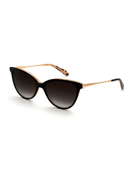 Monroe Gradient Cat Eye Sunglasses by Krewe