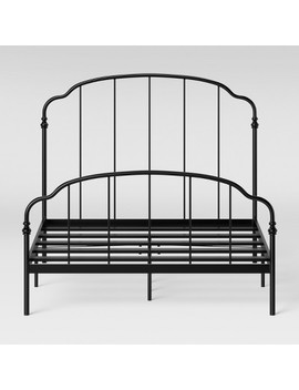 Ferndale Metal Queen Headboard Black   Threshold™ by Shop This Collection