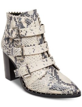 Women's Humble Studded Booties by Steve Madden