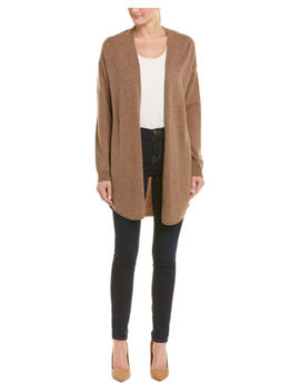 In Cashmere Dropped Shoulder Cardigan by In Cashmere