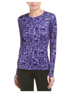 Saucony Womens  Velocity Top, Xs, Purple by Saucony
