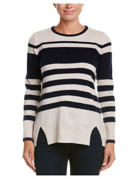 Sail To Sable Wool & Cashmere Blend Sweater by Sail To Sable
