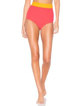 Arden Bikini Bottom by Flagpole
