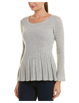 Caroline Grace Cashmere Sweater by Caroline Grace Cashmere