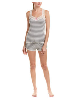 Honeydew Womens  Intimates 2 Pc Ahna Pajama Set, S by Honeydew