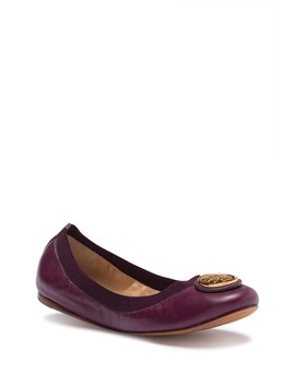Carolina 2 Ballet Flat by Tory Burch
