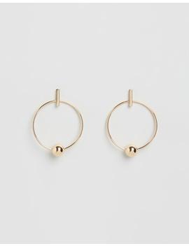 Geo Hoop Earrings by Samantha Wills