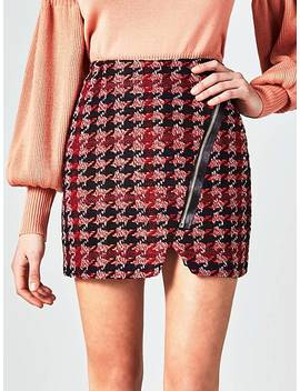Marciano Tweed Look Skirt by Guess