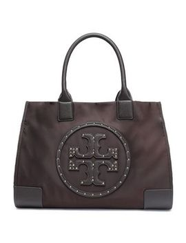 Studded Shell Tote by Tory Burch