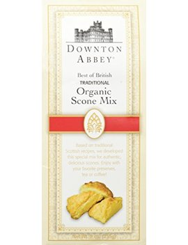Garvey's Downton Abbey Best Of British Traditional Organic Scone Mix, 9 Ounce by Garvey's