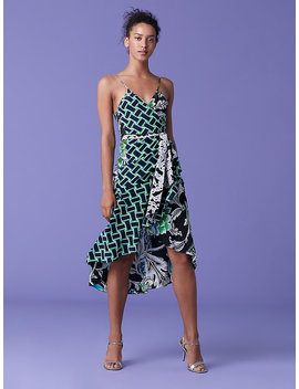 Katsia Wrap Dress by Dvf
