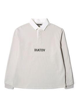 """Ihatov"" Rugger Shirt by Sasquatchfabrix"