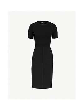 Relationa Knitted Dress by Maje