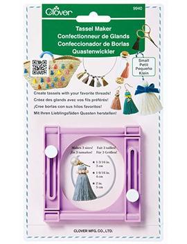 Clover 9940 Tassel Maker (Small) by Clover