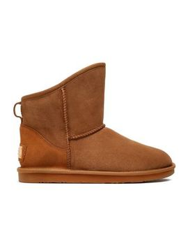 Shearling Ankle Boots by Australia Luxe Collective