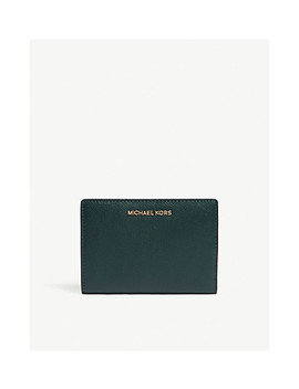 Saffiano Leather Wallet by Michael Michael Kors