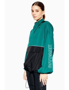 Colour Block Jacket By Ivy Park by Topshop