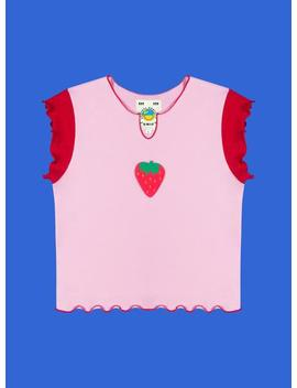 Strawberry Tee by Unif