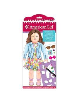 American Girl Fashion Design Sketch Portfolio by Kohl's