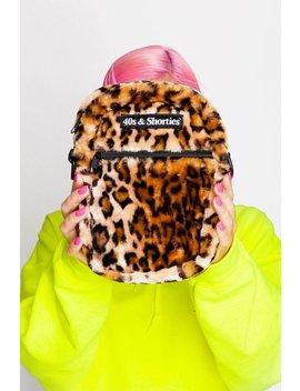Leopard Hip Bag by Goodbye Bread