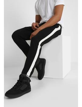 Pants With Bands On The Sides   Tygbyxor by Sixth June