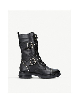 Sting Leather Boots by Kurt Geiger London