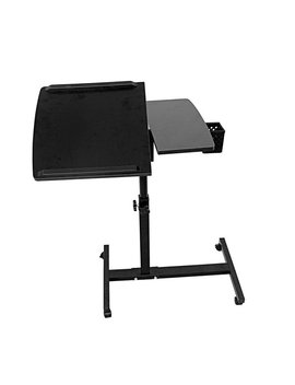 Symple Stuff Kenzo Two Tier Ergonomic Standing Desk by Symple Stuff