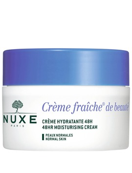 48 Hr Moisturising Cream For Normal Skin 50ml by Nuxe
