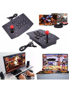 Gasky Arcade Joystick 10 Buttons Pc Controller Computer Game Arcade Sticks New King Of Fighters Joystick Consoles Joystick Gift by Gasky