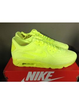 Nike Air Max 90 Ultra Br Volt Yellow 725222 700 New by Nike
