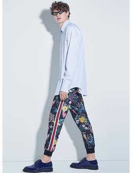 Tropical Athletic Joggers by Le 31