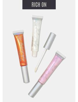 Malibu Glitz Holographic Lip Gloss by Rich On