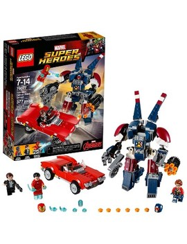 Lego® Super Heroes Iron Man: Detroit Steel Strikes 76077 by Lego