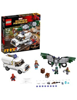 Lego® Marvel Super Heroes Spider Man Beware The Vulture 76083 by Lego