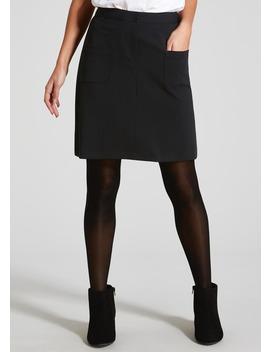 A Line Skirt by Matalan