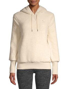 Birch Downtown Fleece Sweater by Puma