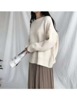 3 Colors Wool Sweaters For Women / Chunky Sweater / Women Loose Sweater / Women Wool Sweaters / Oversized Sweater / Gift For Her by Etsy