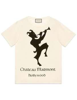 プリント Tシャツ by Gucci