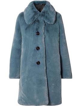 Faux Fur Coat by Marc Jacobs