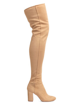 Overknee Boots by H&M