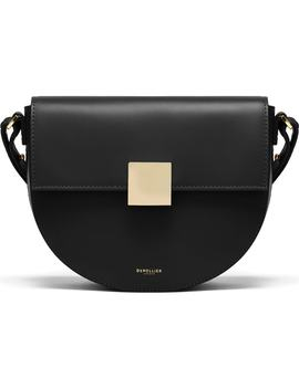 Oslo Leather Shoulder Bag by Demellier
